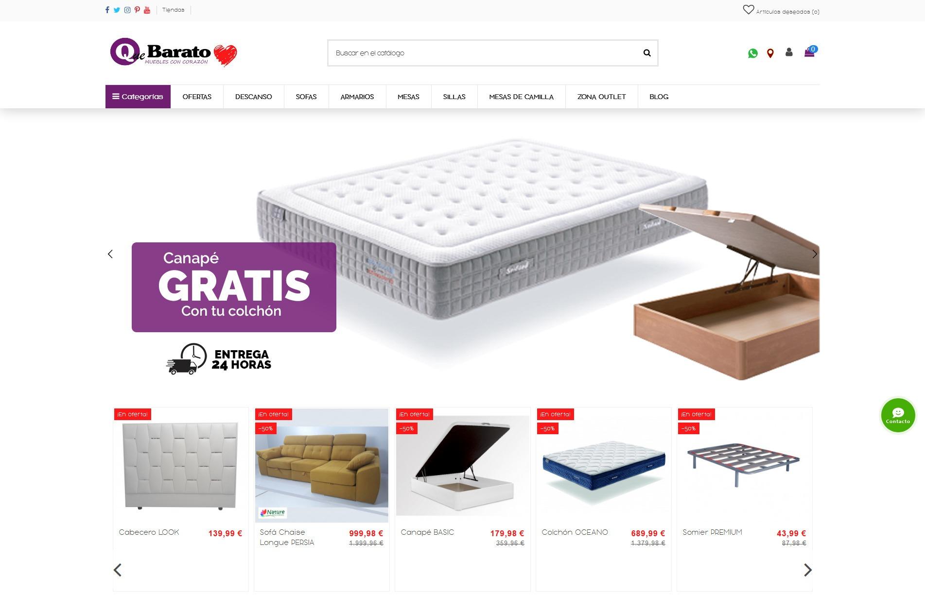 marketing online qué barato