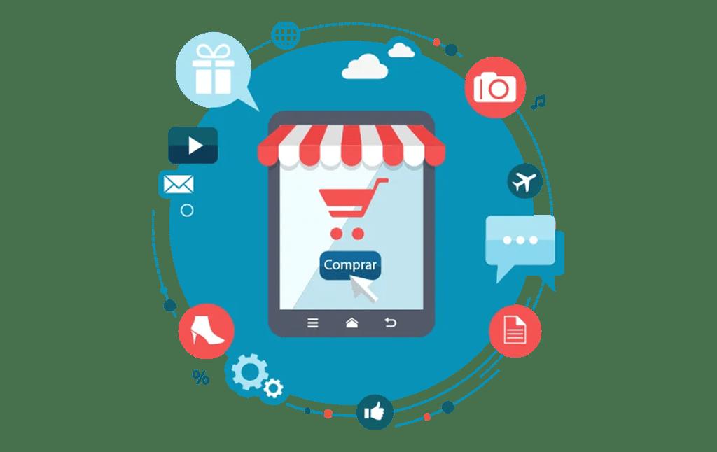 creación tiendas online